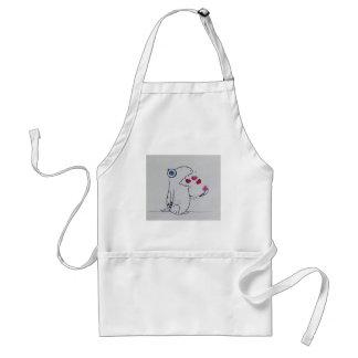 love monster standard apron