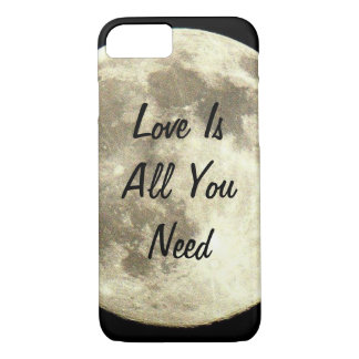Love Moon iPhone 7 Case