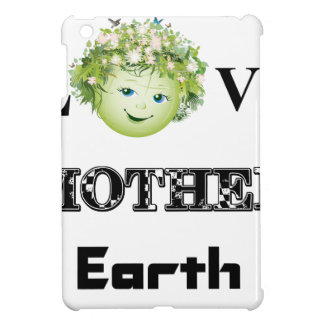 Love Mother Earth iPad Mini Case