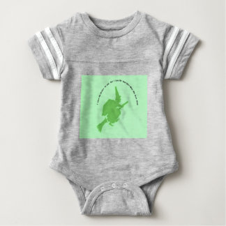 Love mother in law more when she goes home baby bodysuit