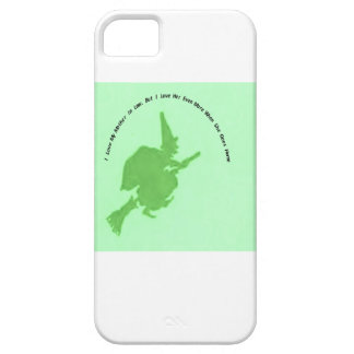 Love mother in law more when she goes home iPhone 5 case