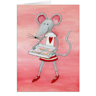Love Mouse & Mice Card