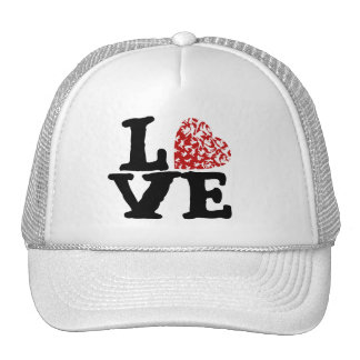 LOVE Movement Hat | Feldenkrais Heart Figures