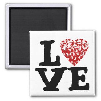 Love Movement Magnet | Feldenkrais Heart Figures