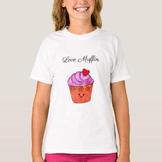 Love Muffin Pink T-Shirt