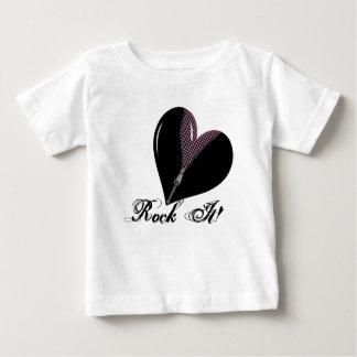 Love Music Baby T-Shirt