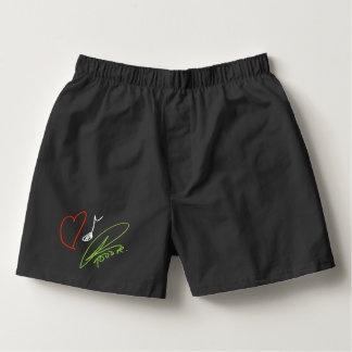 LOVE Music Boxer Shorts Boxers
