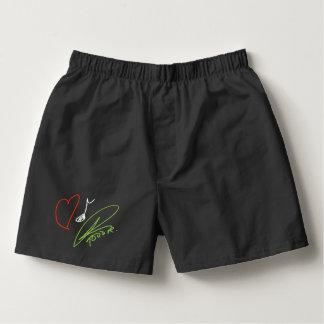 LOVE Music Boxer Shorts Boxers