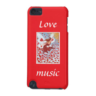 Love Music iPod Touch (5th Generation) Case