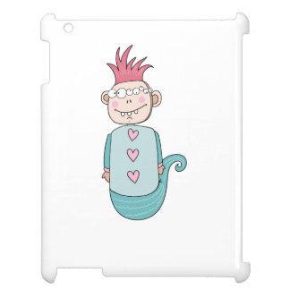 Love Mutant Cartoon iPad Case