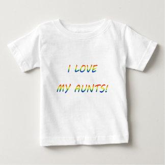 Love My Aunts Baby T-Shirt