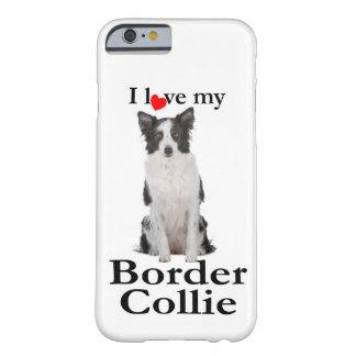 Love My Border Collie Smartphone Case