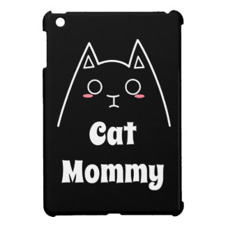 Love My Cat Mommy iPad Mini Case