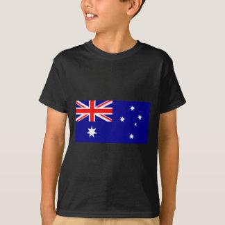 Love MY Country Australia Flag jGibney The MUSEUM T-shirt