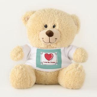 Love My Doctor Teddy Bear