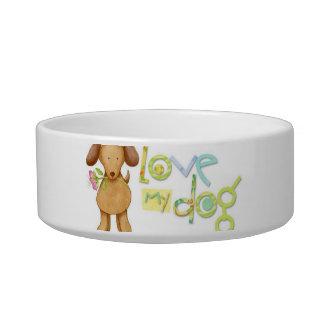 love my dog bowel pet bowls