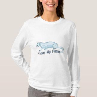Love My Ferret T-Shirt