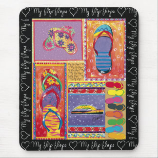 Love-My-Flip-Flops mousepad