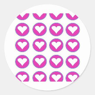 Love My Friends Sign My T-Shirt RB_t-shirt_templat Sticker