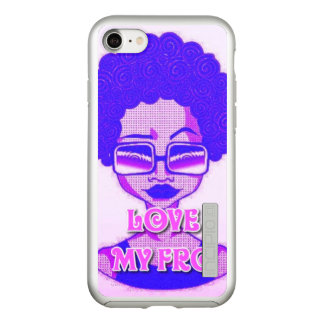 Love My Fro Incipio DualPro Shine iPhone 8/7 Case