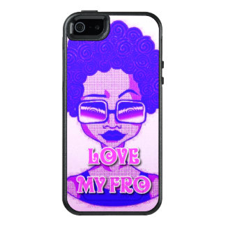 Love My Fro iPhone SE/5/5s Otterbox Case