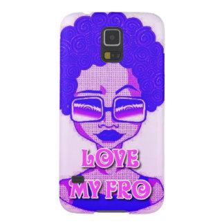 Love My Fro Samsung Galaxy S5 Phone Case