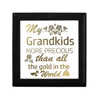 Love my Grandkid designs Gift Box