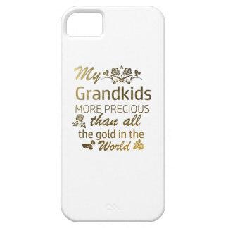 Love my Grandkid designs iPhone 5 Cases