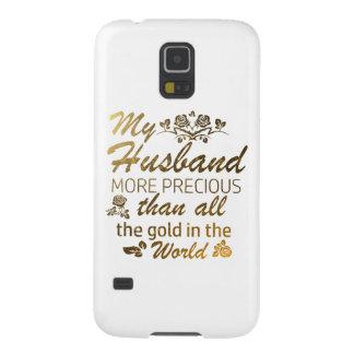 Love my Husband designs Galaxy S5 Case