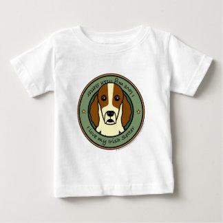 Love My Irish Setter Baby T-Shirt