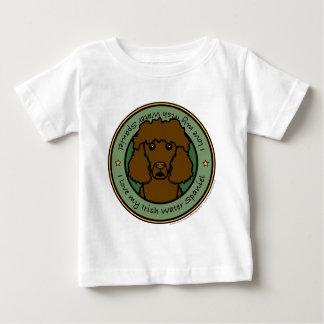 Love My Irish Water Spaniel Baby T-Shirt