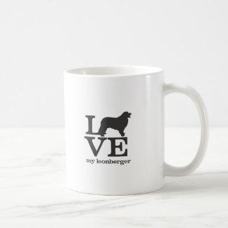 Love My Leonberger Coffee Mug