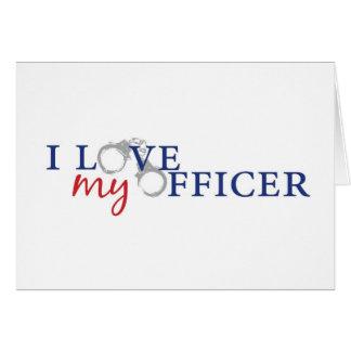 love my officercuffs card