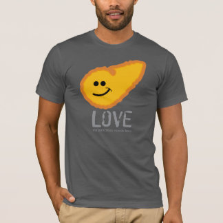 Love.  My pancreas needs Love! —Diabetes T-Shirt