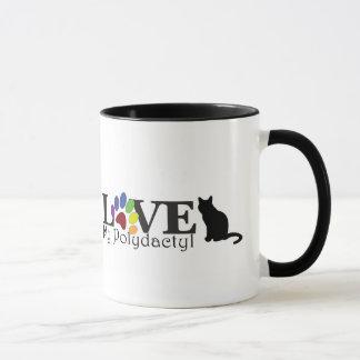 LOVE My Polydactyl Mug