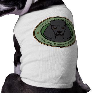 Love My Poodle Pet T-shirt