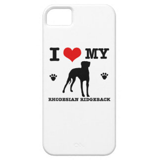 Love my Rhodesian Ridgeback iPhone 5 Cases