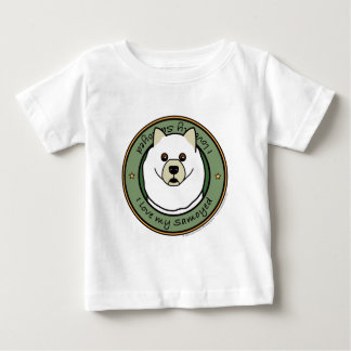 Love My Samoyed Baby T-Shirt