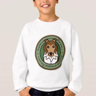 Love My Sheltie Sweatshirt