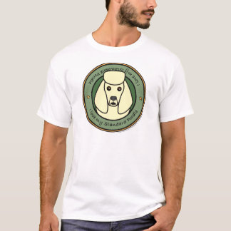 Love My Standard Poodle T-Shirt