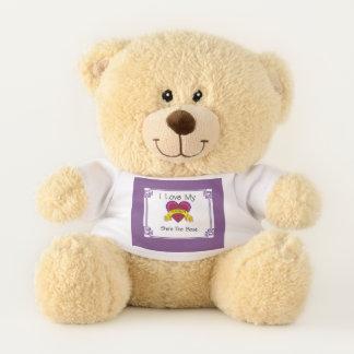Love My Surgeon-She's the Best Teddy Bear