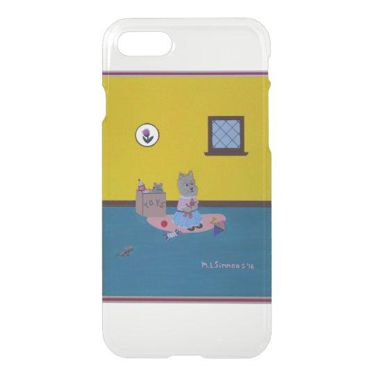 Love my teddy bear Cairn Phone Case