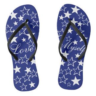 Love Myself Flip-flops Flip Flops