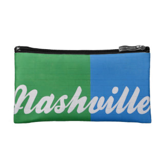 Love Nashville Cosmetic Bags