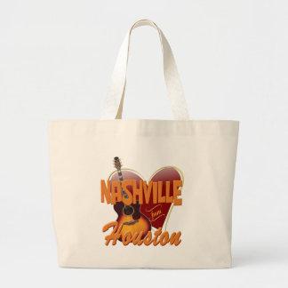 Love Nashville from Houston Jumbo Tote