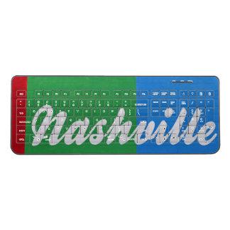 Love Nashville Wireless Keyboard