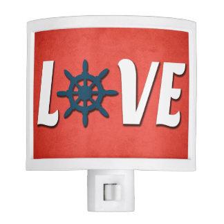 Love nautical design nite lite