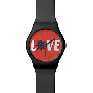 Love nautical design watch