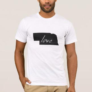 Love Nebraska T-Shirt