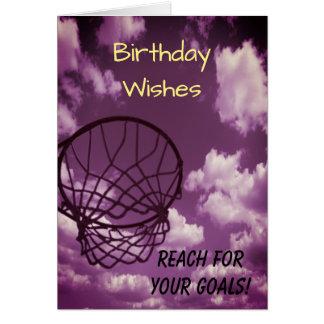 Love Netball Greeting Card